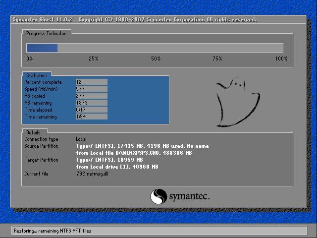 雨林木风 Ghost Win7 64位纯净版 v2019.02